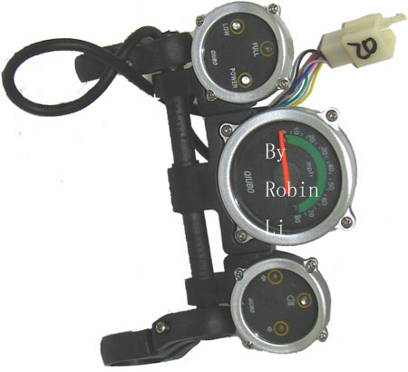 4 stroke 2 stroke pocket bike Fs529A/ Fs529 X7 Speed Meter