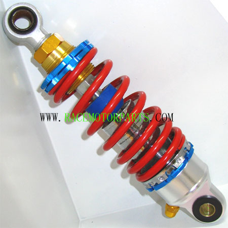 4 stroke 10.5 inch  Red 7mm coil Shock