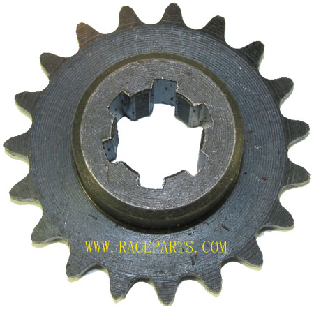 2 stroke 19Tooth Driver Sprocket For 25 chain