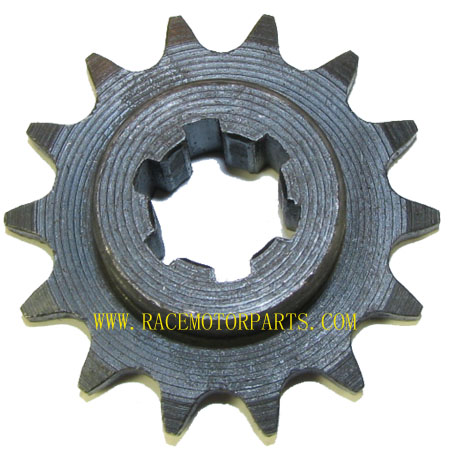 2 stroke 49cc 17Tooth Driver Sprocket For T8F Chain
