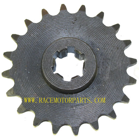 2 stroke 49cc 20 Tooth Driver Sprocket For 35 Chain