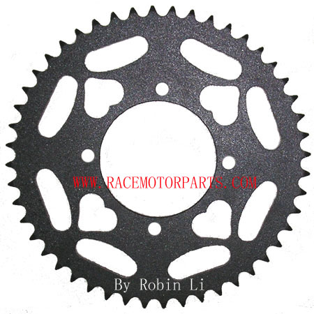 4 Stroke 48Tooth Black Alloy Sprocket For 420 Chain