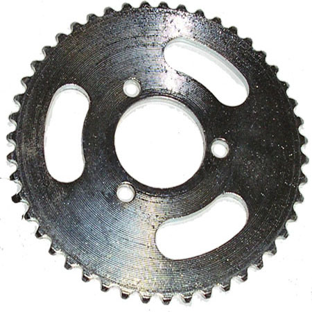 2 stroke 25cc 33cc Zooma Scooter 47 tooth Rear sprocket