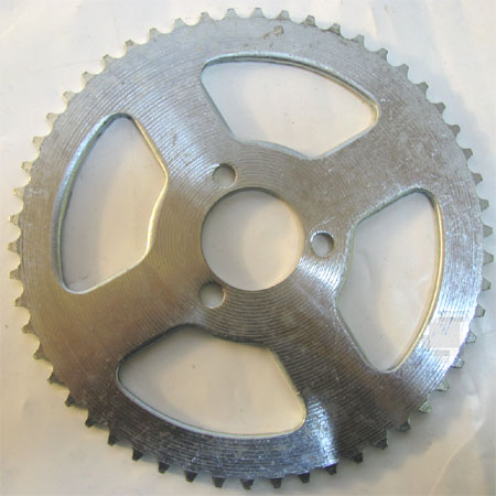 2 stroke 47cc 49cc ATV/ Pocket bike #35 54 tooth Rear Sprocket