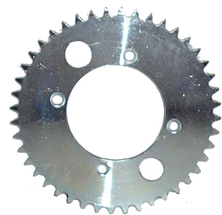 2 stroke pocket bike Fs509 Cat Eye 54 tooth Rear sprocket