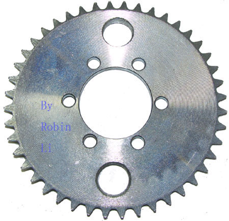 2 stroke 49cc pocket bike Fs529 44 Tooth sprocket
