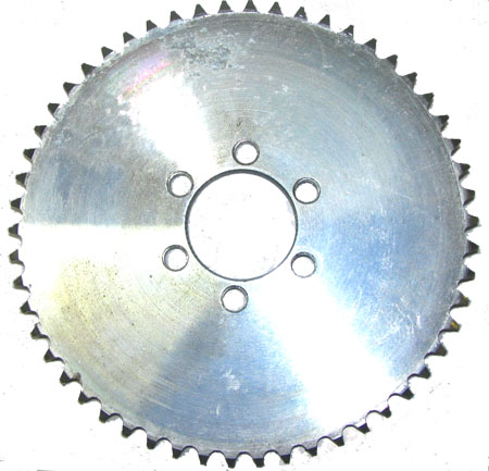 2 stroke 49cc pocket bike Fs529 54 Tooth sprocket