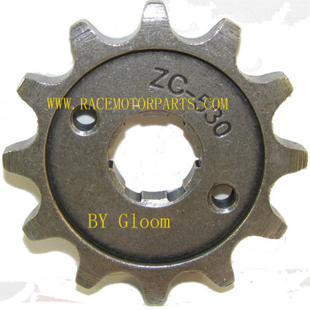 4 Stroke 17mm/20mm shaft 12Tooth Driver Sprocket For 530 Chain