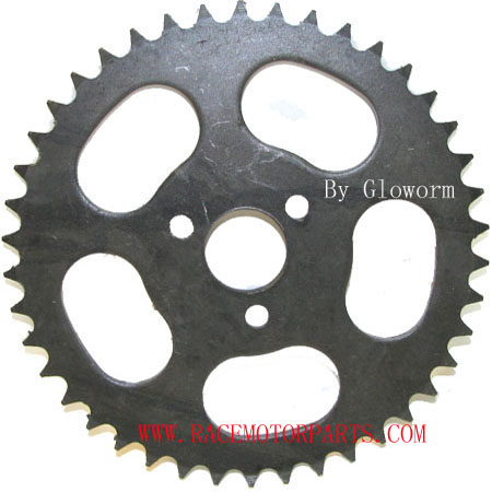 4 Stroke  110cc Super Bike X6 42Tooth Rear Sprocket For 420 Chai