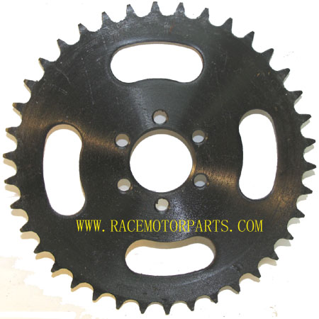 4 stroke X7 54 Tooth Rear Sprocket For 420 Chain