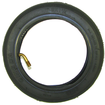 Bicycle 8 X 1/4 Tire and Inner Tube