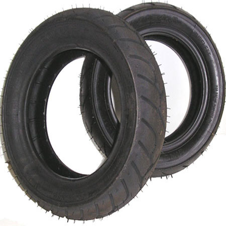 2 Stroke 39cc MT-A4 pocket bike parts  Front and Rear Tread tire