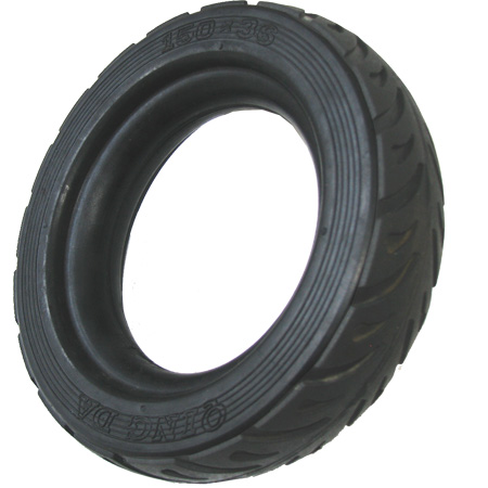 2 Stroke 23cc 26cc Goped 150X36 Solid Tire 6 1 4 Inch