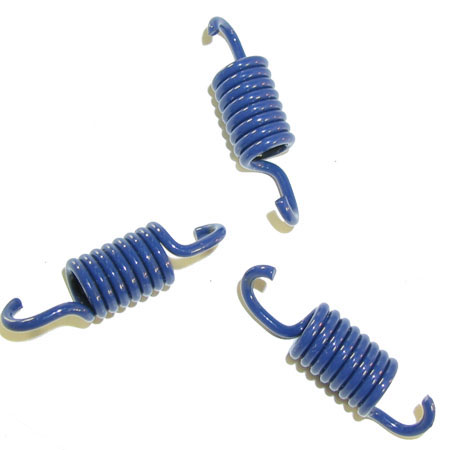 4 stroke 125cc 150cc Gy6 Moped 1000RMP Blue Clutch Spring Set