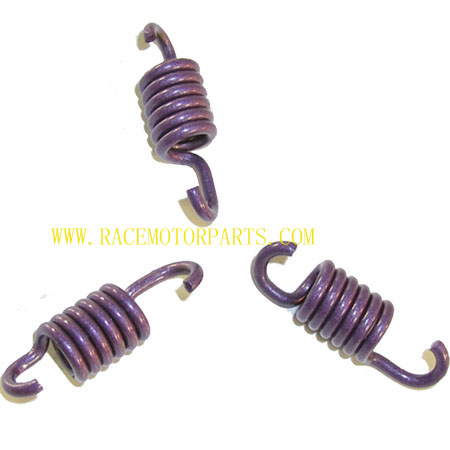 4 stroke 125cc 150cc Gy6 Moped 1500RMP Purple Clutch Spring Set