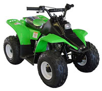 4 Stroke 50cc ATV Parts